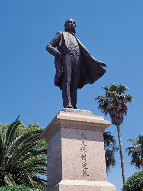大久保利通銅像